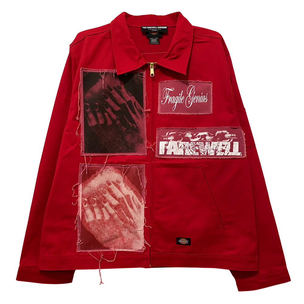 """CASINO ROAD"" SHOP JACKET"