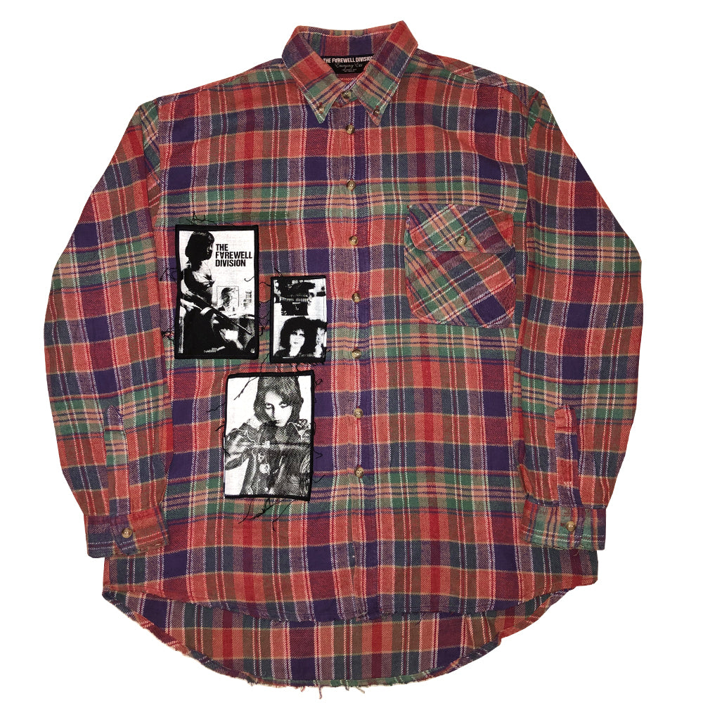 """strip mall"" flannel 2"