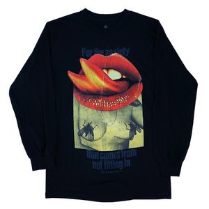 """Catoptrophobia"" Long-Sleeve (B)"
