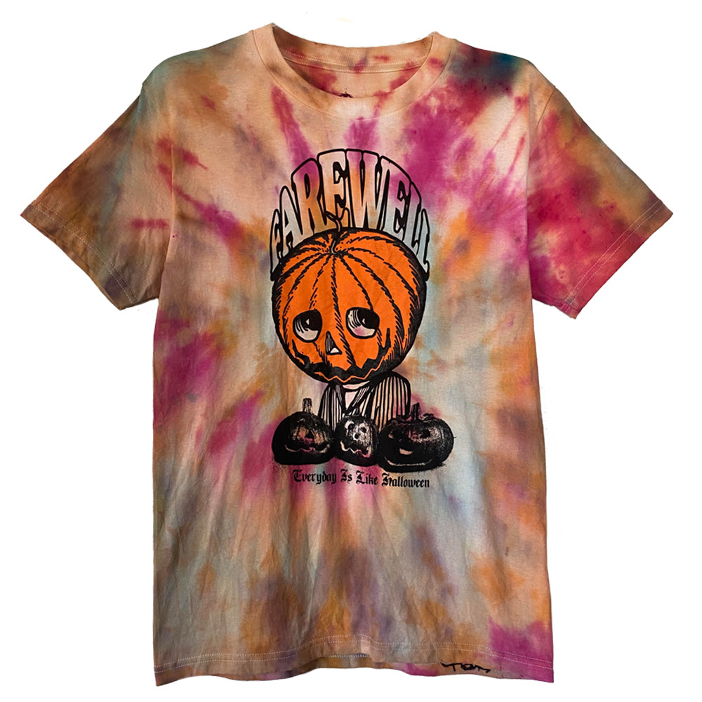 2020 HALLOWEEN TEE (LIMITED DYE)