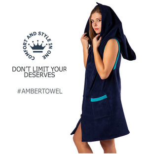 #AMBERTOWE : Multi-Functional, Stylish, Convenient