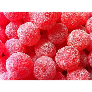 Mega Sours - Cherry 100 grams
