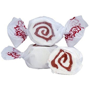 Red Velvet Saltwater Taffy 100 grams