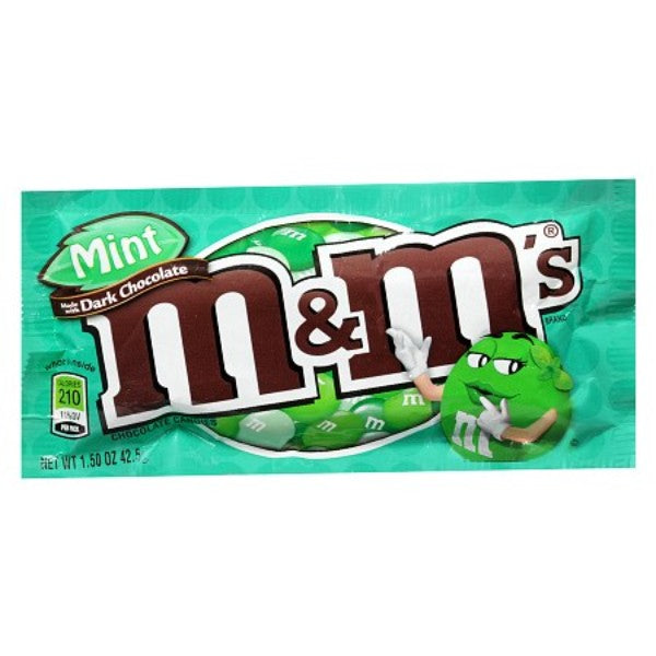 M&M Mint Dark Chocolate