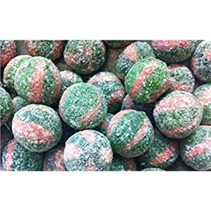 Mega Sours - Watermelon 100g