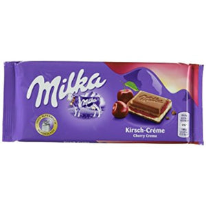 Milka Cherry Cream