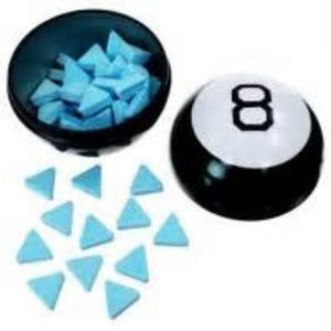 Magic 8 Ball Blue Raspberry