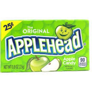 The Original Applehead