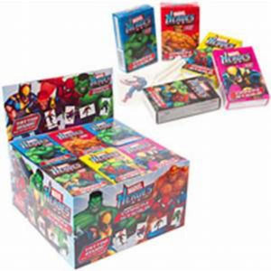 Marvel Heroes Candy Sticks