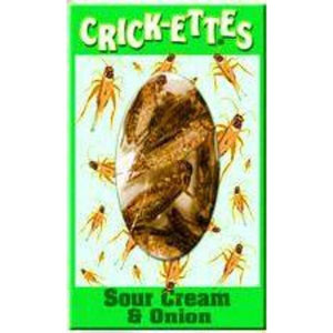 Hotlix Crickets Sour Cream and Onion