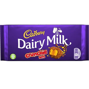 Dairy Milk Crunchie Bits 200gX 16 count