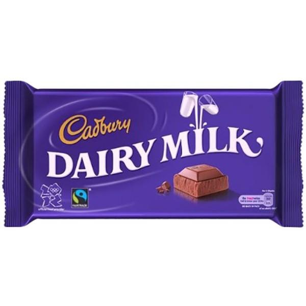 Dairy Milk Family