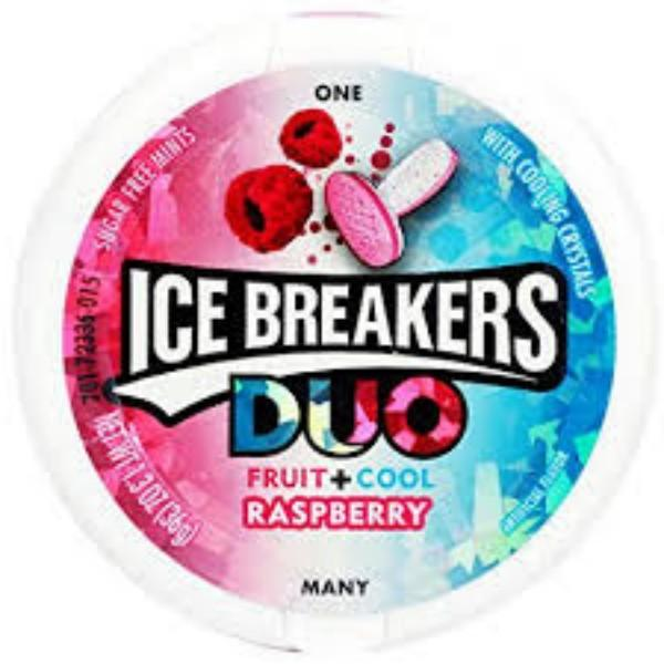 Icebreakers Duo Raspberry