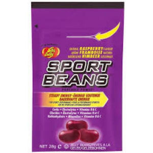Jelly Belly Sport Beans Raspberry