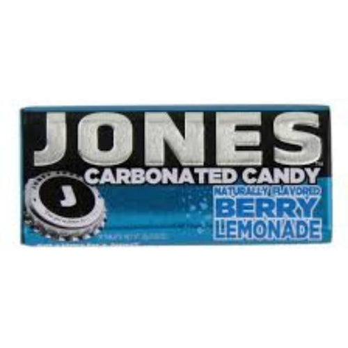 Jones Carbonated Candy Berry Lemonade 25g