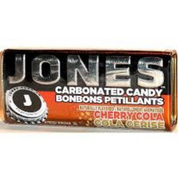 Jones Carbonated Candy Cherry Cola