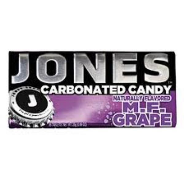 Jones Carbonated Candy Grape 25g