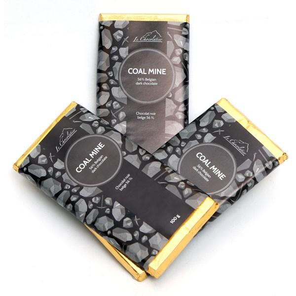 Le Chocolatier Coal Mine 56% Dark