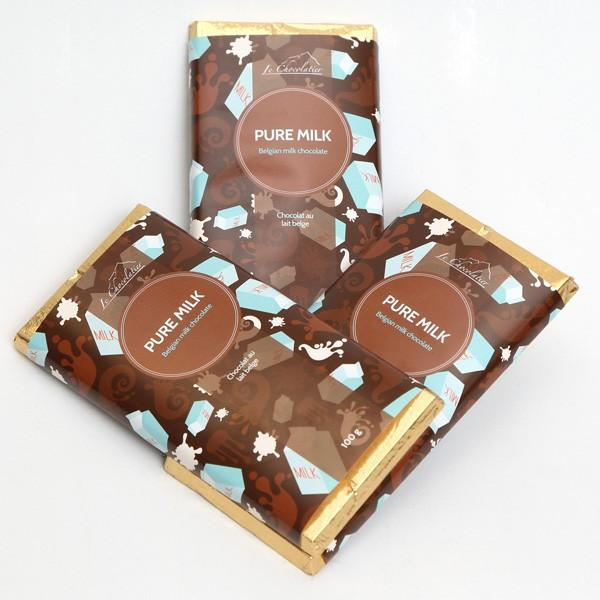Le Chocolatier Pure Milk