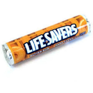 Lifesavers Butter Rum