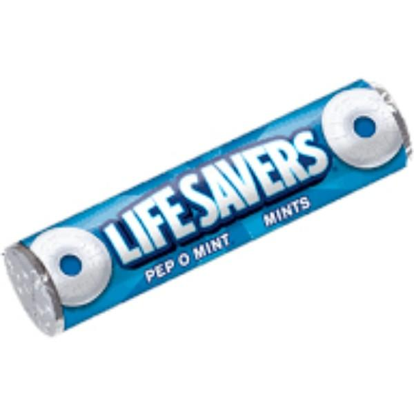 Lifesavers Pep-O-Mint