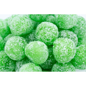 Mega Sours - Apple 100 grams