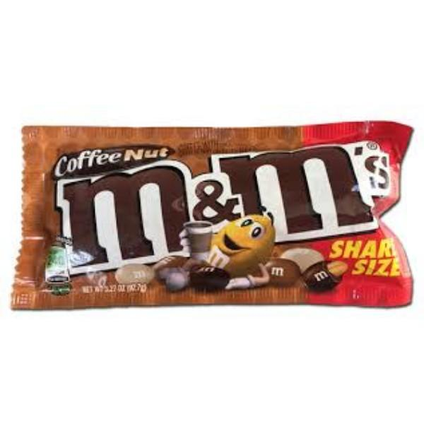 M&M Coffee Nut Share Size 92.7g