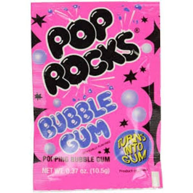 Pop Rocks Bubblegum