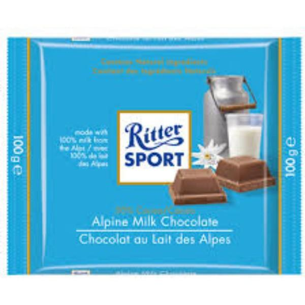 Ritter Sport Milk Chocolate