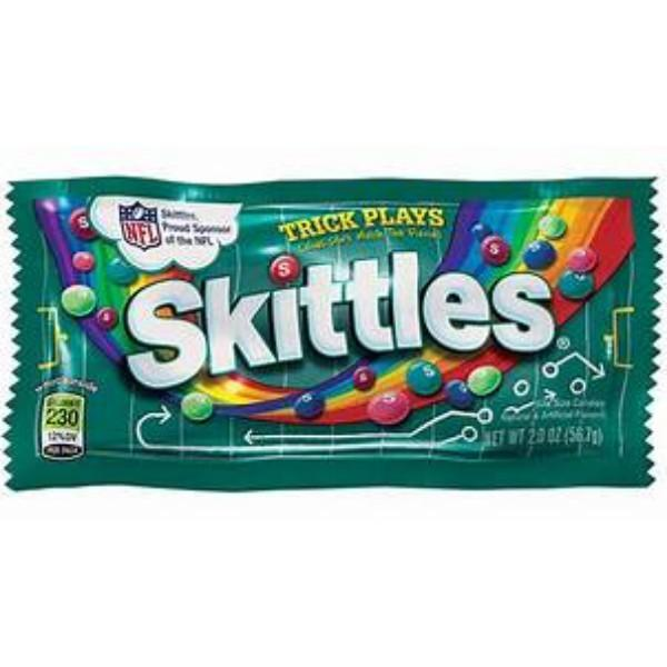 Skittles Trick Plays