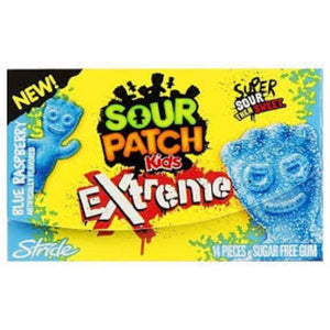 Stride Sour Patch Kids Raspberry