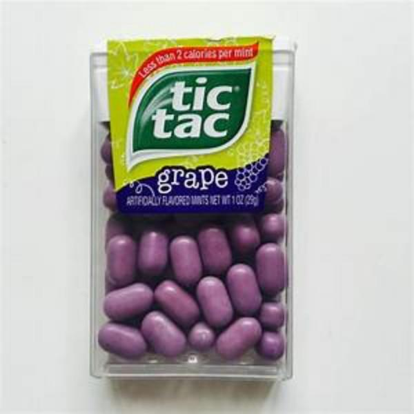 Tic Tac Grape
