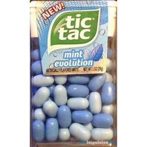 Tic Tac Mint Evolution