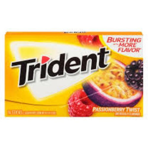 Trident Passion Berry Twist