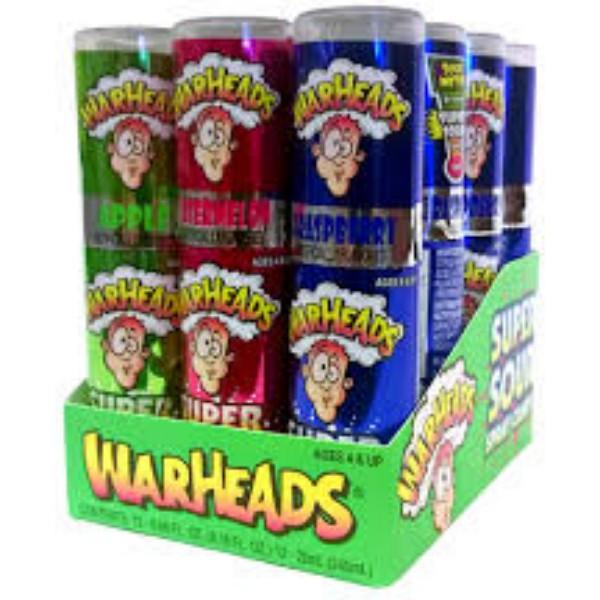Warheads Super Sour