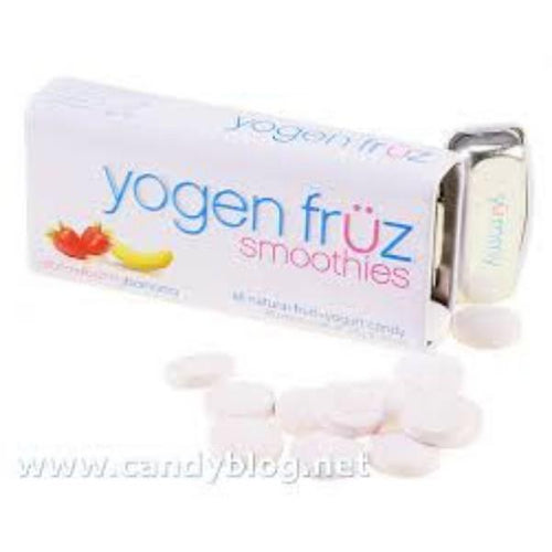 Yogen Fruz Strawberry Banana