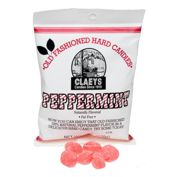 Old Fashioned Hard Candies Peppermint