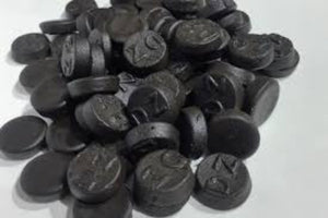 Double Salt Black Licorice