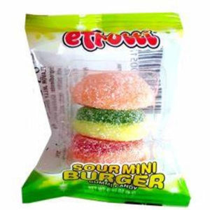eFrutti Sour Mini Burger
