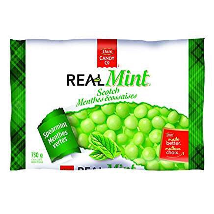 Dare Candy Co Real Mint Scotch
