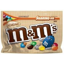 M&M Almond Share Size 42.5g