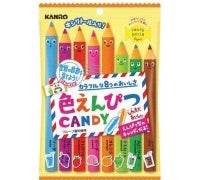 JAPANESE - Pencil Candy 80g
