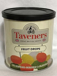 Taveners Fruit Drops can