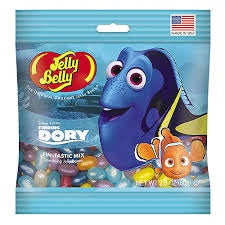 Jelly Belly Finding Dory bag 80g
