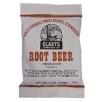Claeys Old Fashioned Hard Candies Rootbeer