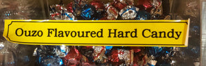 Ouzo Flavoured Hard Candy 100g