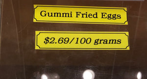Gummi Friend Eggs 100g