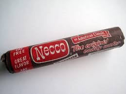 Chocolate Necco Wafers 57g