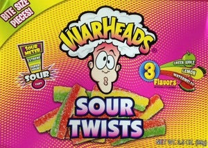 THEATER BOX WARHEADS SOUR TWISTS
