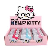 Hello Kitty Strawberry Sours Mints